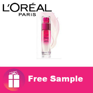 Freebie L'Oreal Youth Code