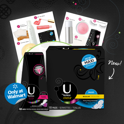 U by Kotex Coupon