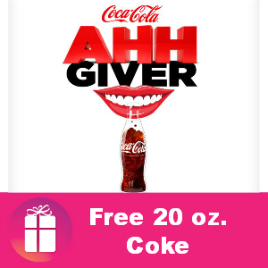 Free Coke from Target - Send to a friend
