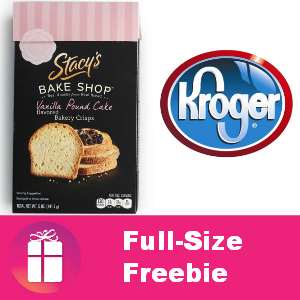 Free Stacy's Bake Shop at Kroger