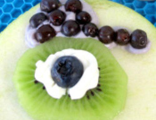 👾Monsters University Fruit Cookie Recipe