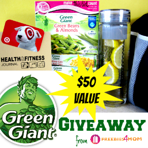 Green Giant Giveaway