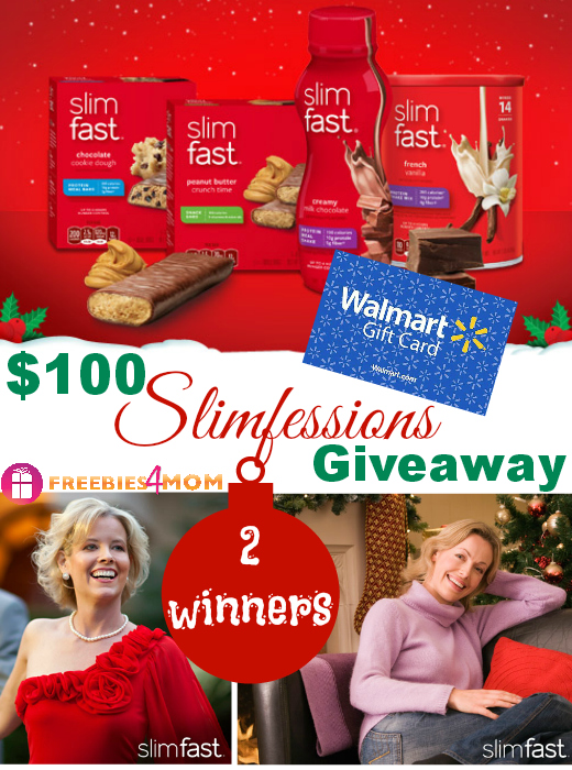 $100 Slimfessions Giveaway
