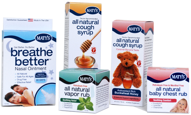 Maty's All Natural Products
