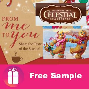 Free Celestial Seasonings Holiday Tea