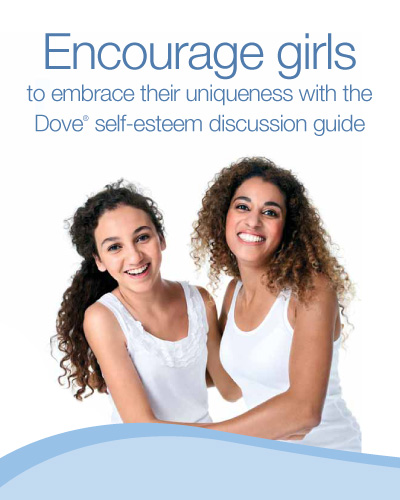 Dove Self-Esteem Discussion Guide