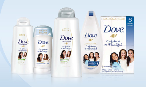 Dove Self-Esteem Products