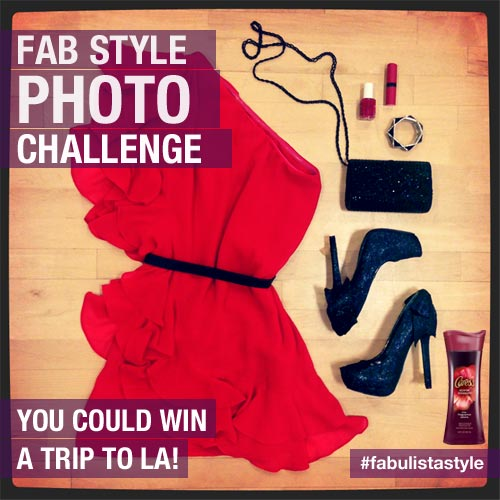 Caress Fab Style Photo Challenge