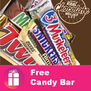 Free MARS Candy Bar at Kroger ($1.29 value)