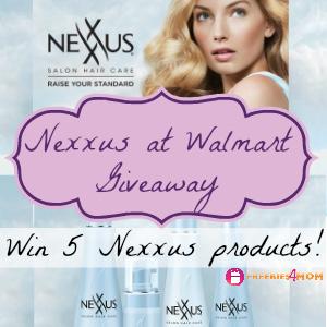 Nexxus at Walmart