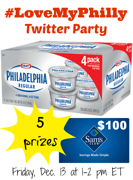 #LoveMyPhilly Twitter Party #shop