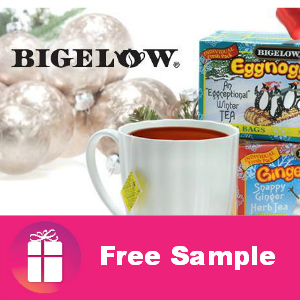 Free Sample Bigelow Tea