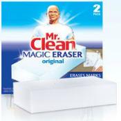 $0.55 off Mr. Clean Magic Eraser
