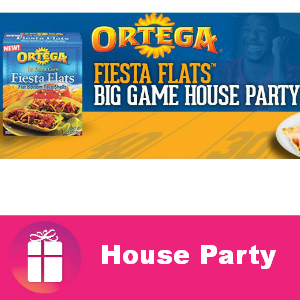 Free House Party: Ortega Fiesta Flats