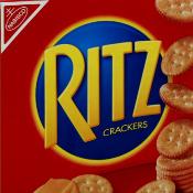 $0.75 off Ritz Crackers