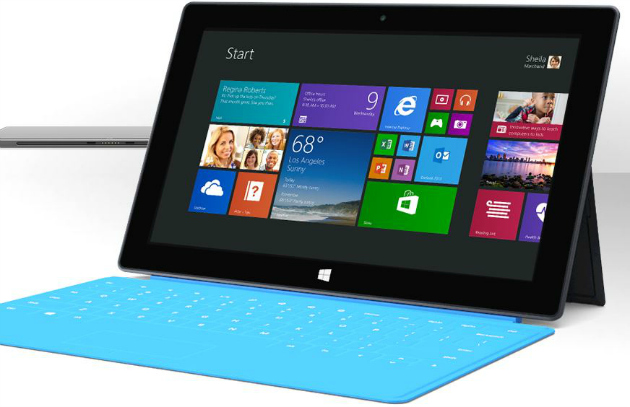Win a Surface RT from Microsoft