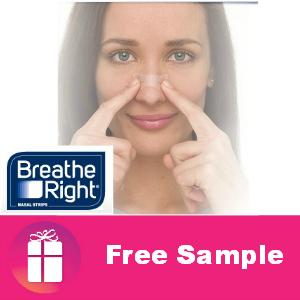 Free Breathe Right Sample