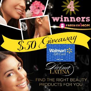 Divina Latina Giveaway