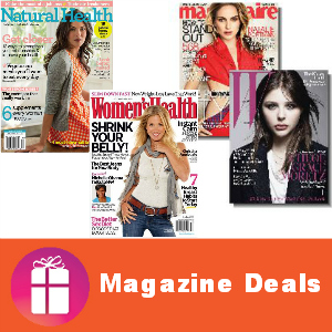 Deal Women's Interest Magazines