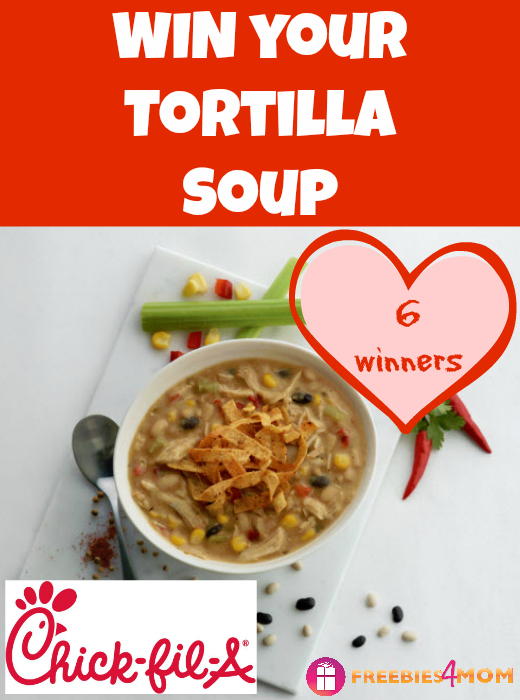 Chicken Tortilla Soup Giveaway