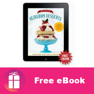 Free eBook: Beloved Heirloom Desserts