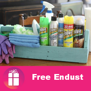 Free Sample of Endust