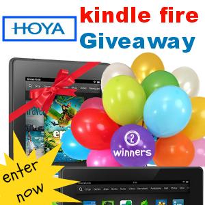 Kindle Fire from Hoya Winners