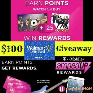 Walmart Souncheck Giveaway