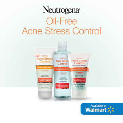 Neutrogena at Walmart