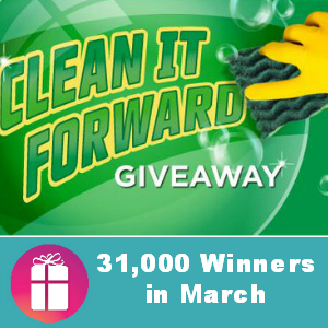 Sweeps Libman Clean It Forward