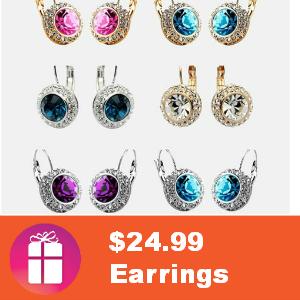 Kate Middleton' Royal Style Earrings $24.99