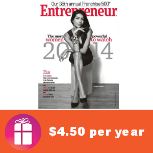 Deal Entrepreneur Magazine $4.50