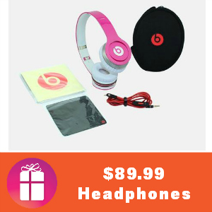 $89.99 Beats by Dre Headphones (was $199.99)