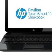 "HP Pavilion TouchSmart 14"" Laptop at Walmart"