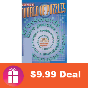 Deal Games World of Puzzles $9.99