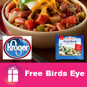 Free Birds Eye Recipe Ready at Kroger