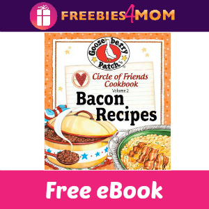 Free eCookbook: Gooseberry Patch Bacon Recipes