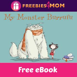 Free Children's eBook: My Monster Burrufu