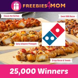25,000 Winners of Domino's Specialty Chicken