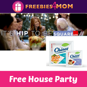Free House Party: Hip to be Square with Chinet