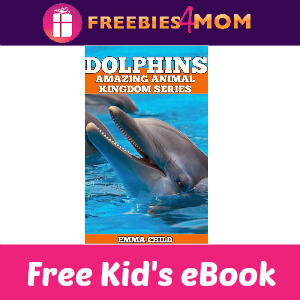 Free Kid's eBook: Dolphins Fun Facts