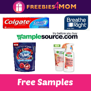 Freebies from SampleSource