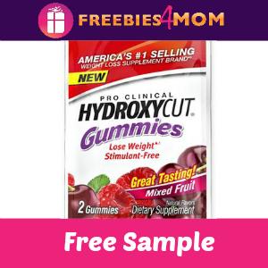 Free Sample Hydroxycut Gummies