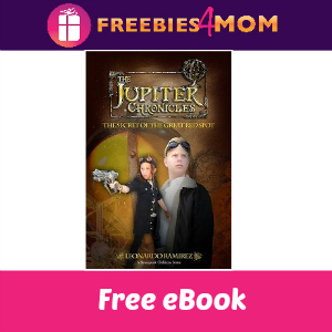 Free eBook: The Jupiter Chronicles