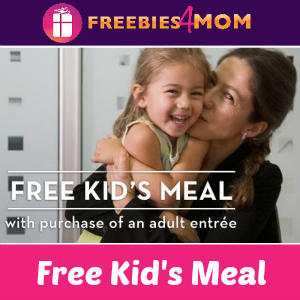 Free Kid's Meal at Olive Garden *Valid Thursday*