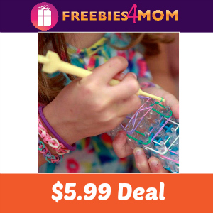 600 Piece Loom Band Kit $5.99