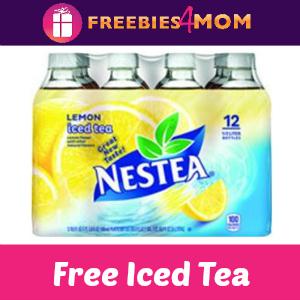 Free Nestea Iced Tea at Kroger