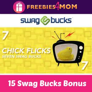 Swagbucks: 15 SB Bonus with Peeple's Choice