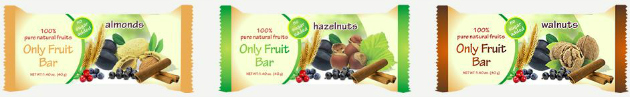 Free Only Fruit Bar