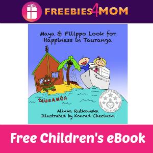 Free Children's eBook: Maya & Filippo
